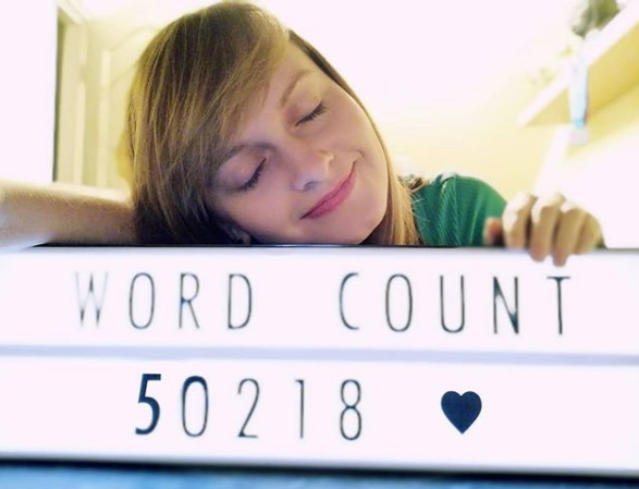 NaNoWriMo Winner Word Count