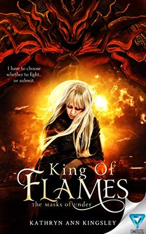 King Of Flames Book Cover